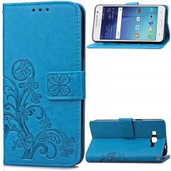 Samsung Galaxy Grand Prime G530 Case,Wallet PU Leather Protects Case Magnetic Closure Folio Cover