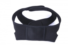 Male and female anti-snoring headbands prevent snoring (black)