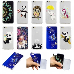 Huawei Y5 Y6 Y7 2017/Y7 Prime 2017/Y5 Y6 Y7 Y9 2018/Enjoy 8 Plus/Honor 7C/7A/7X TPU Soft Case (purple butterfly) For Huawei Y5 2018