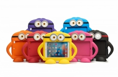 iPad mini 1/2/3/4 Case,Kids Friendly Non-toxic Light Weight Design Shockproof Stand Tablet Cover (pattern 1) for ipad mini 1 2 3
