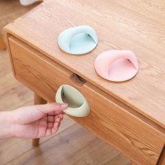 Door and window drawer handle, household cabinet door refrigerator door handle Two pieces (Random delivery)