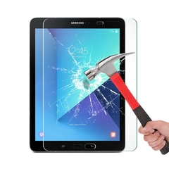 Samsung Galaxy Tab T585/T580 Screen Protector, 9H Hardness Tempered Glass Screen Protector Film