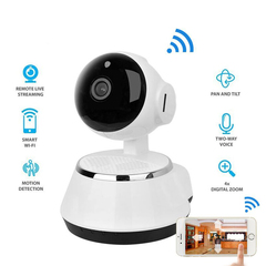 HD 720P V380 wireless camera home wifi network intelligent surveillance camera IP