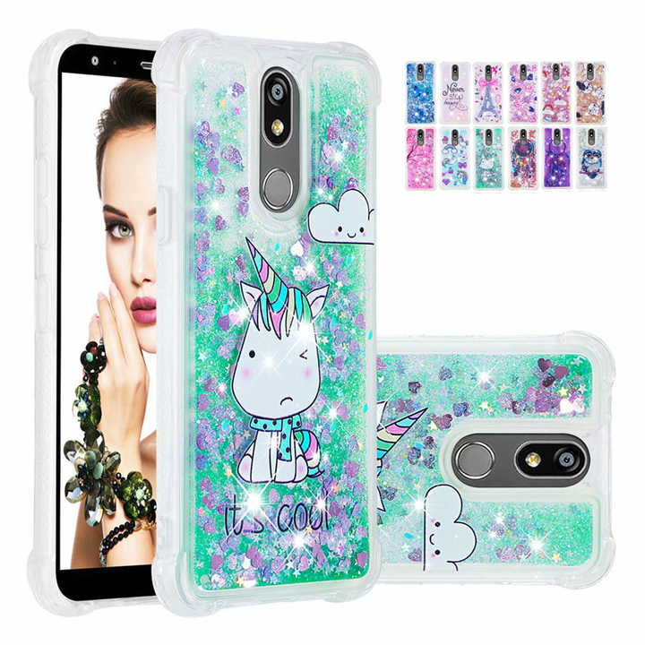 LG Stylo 4/Q stylus/Stylus 4/G7/G7 ThinQ/K8 K10 LV3 2018/K30/V40 ThinQ/V40/Aristo 2 Case (pattern 6) For LG K10 2018 / LG K30