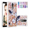 iPhone XR 5 5S SE 6S 6G 7 8 X 10 XS Xs Max/iPod Touch 7 (2019)/6 /Touch 5 Case,3D Pattern] Flowing (pattern 2) For iPhone XR(6.1 inch)