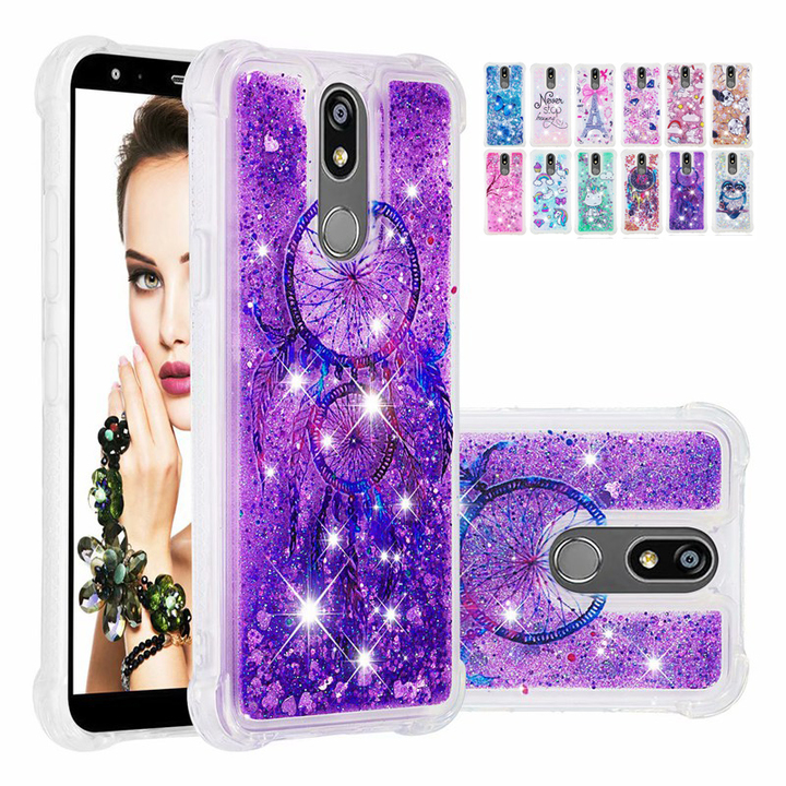 iPhone XR 5 5S SE 6S 6G 7 8 X 10 XS Xs Max/iPod Touch 7 (2019)/6 /Touch 5 Case,3D Pattern] Flowing (pattern 1) For iPhone XR(6.1 inch)