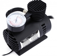 Mini DC 12V Electric Car Inflatable Pumping Air Pumps Compressor 300 PSI