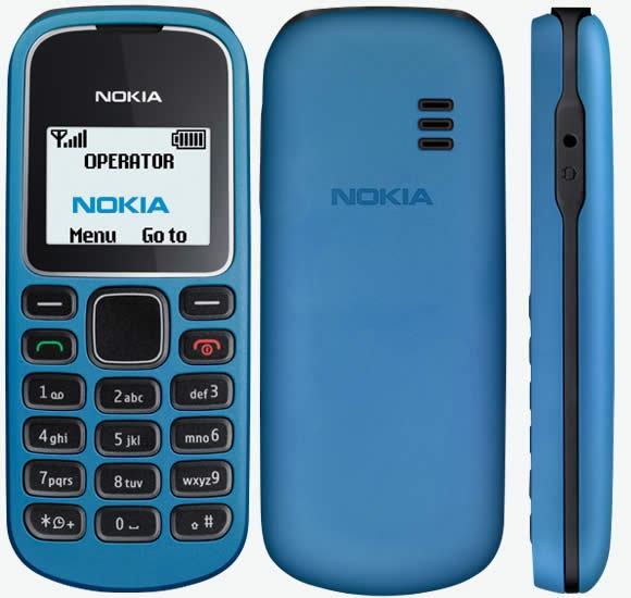 1280 original refurbished nokia 1280 mobile phone gsm