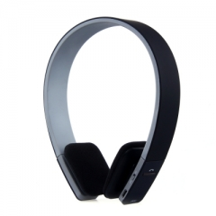 AEC BQ618 Smart Bluetooth 4.0 Headset Wireless Headphone Earphone black