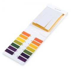 2PCS!Full Range 1 - 14 pH Test Paper Litmus Strips Tester as picture one size