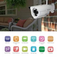 Sricam SP007 IP Camera 720P Motion Detection IR-cut white us plug