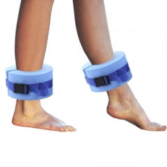Paired Water Aerobics Swimming Weights Aquatic Cuffs as picture one size
