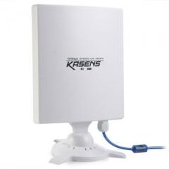 KASENS N9600 150Mbps High Power 6600MW USB Wireless WiFi Adapter with 80DBI Antenna