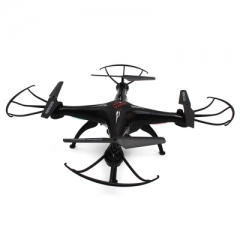 Syma X5SW Explorers 2 2.4GHz 6 Axis 4 Channel WiFi FPV RC Quadcopter with 0.3MP HD Camera RTF black one size