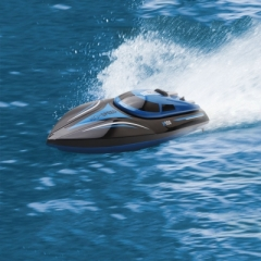 Skytech H100 2.4GHz 4 Channel High Speed Boat with LCD Screen as picture one size