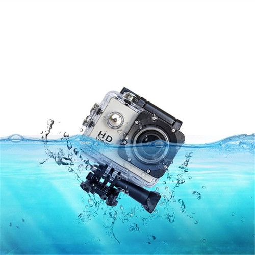 Sport Underwater Mini DV Full HD 1080P Video Photo Camera Helmet Action DVR