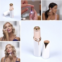 Flawless Women's Painless Face Body Hair Remover Epilator Hair Remover Hot one color