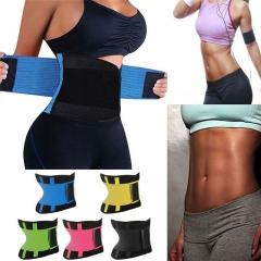 Hot Fashion Body Tummy Sport Waist Trainer Cincher Control Underbust Shaper Corset Shapewear black l