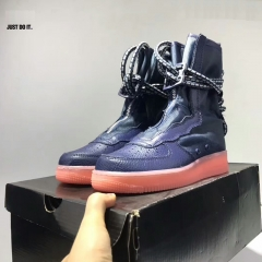 2018 latest fashion hip-hop shoes hip hop running shoes men and women sports shoes casual shoes Navy blue 39
