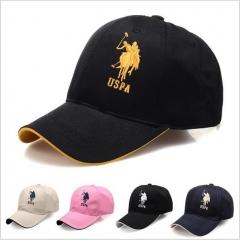 U.S. POLO ASSN. Cap Mütze Basecap Cappy Baseball Freizeit WOW Navy blue adjustable