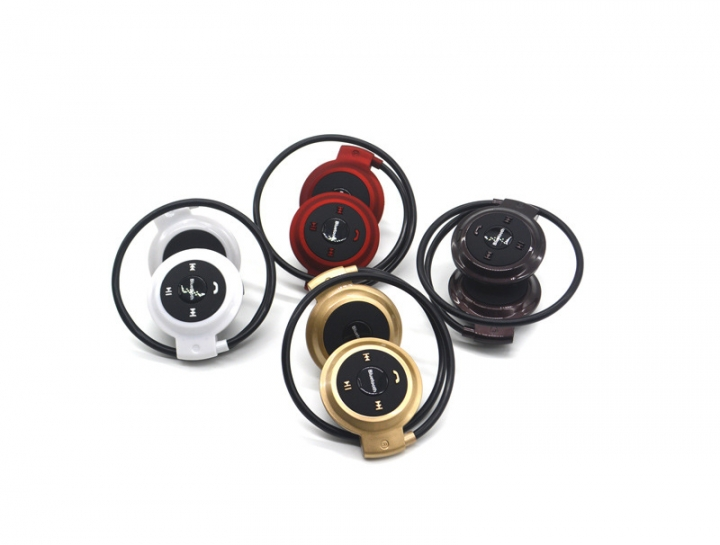 Bluetooth Wireless Headset Stereo Headsets black