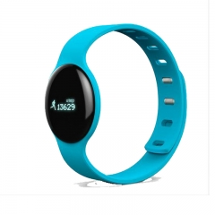 Smartwatch  Sport Pedometer  with Touch Screen Camera  Version Bluetooth for Android IOS Phone blue one size