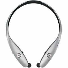Bluetooth headset for stereo sports bluetooth headset silver