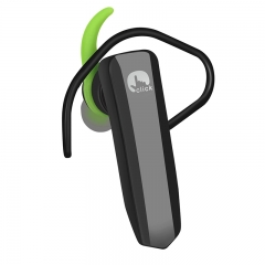 Bluetooth Earphone Business stereo wireless bluetooth headset Wireless Unilateral Hanging Ear black