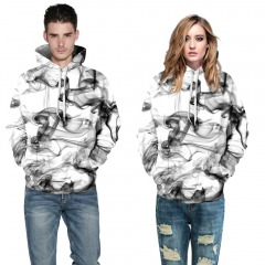 Smogs Design 3D Digital Printed Hooded fleece  Jacket Fashion  for Women and Men hoodie breathable colorful s/m