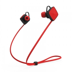 M3 new sports bluetooth headset ear - type wireless ear - ear plug stereo phone universal type 4.1 red