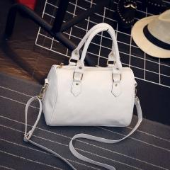 Fashion Female Bag Vintage handbag Women's Single handbag white one-size