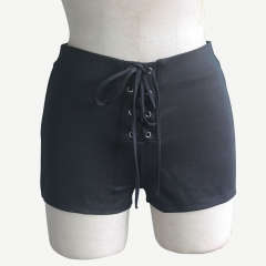 Fashionable And Hot Women's Clothes Black Shorts black s