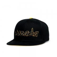 Outdoor Baseball Cap Hip-hop Cap Duck-tongue Cap 3D Printed Cap for Men and Women black