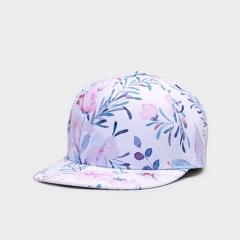 Fashion Outdoor Baseball Cap Cricket Cap Street Dance Hip-hop Printing Cap Travel Cap colours