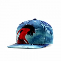 3D Printed Designs Fashion Outdoor Baseball Cap Street Dance Hip-hop Printing Cap colours
