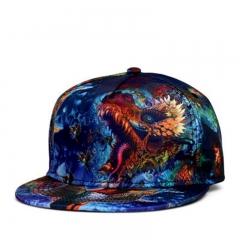 3D Printed Hat Fashion Outdoor Street Dance Hip-hop Cap Baseball Cap colours