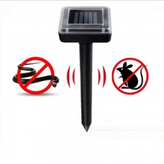 Waterproof Outdoor Courtyard Solar Ultrasonic Mouse Expelling Device