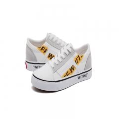 Canvas Shoes Student Shoes Air Comfort Casual Shoes Women's Shoes white 35