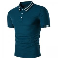 Men's short sleeve t-shirt blue m