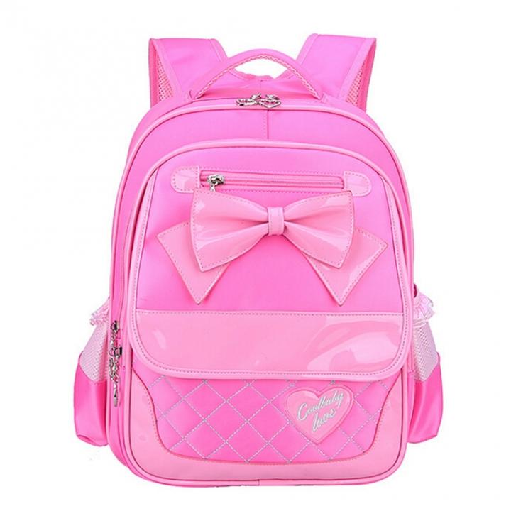 Grade 3-6 Kids Girls Backpacks for Primary School Children Girls School Bags  Satchels Book ac1703f3f0eb0