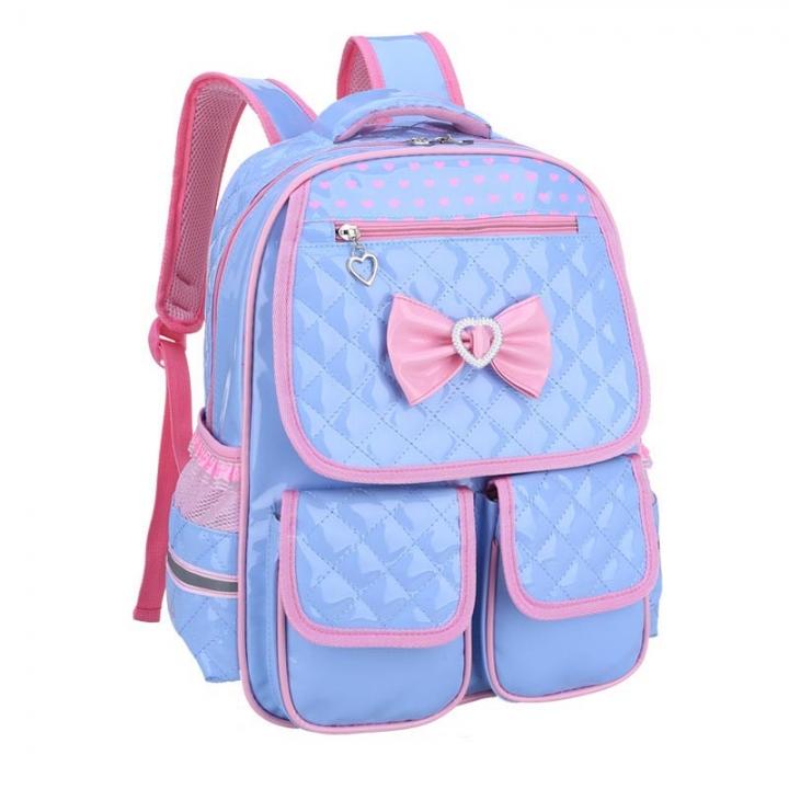 547629b406 Backpacks Kids Children Girl School Bags Orthopedic Waterproof Backpack  Child School Bag -blue blue