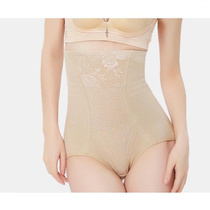 6541f7b5a Plus Size High Waist Women Slimming Control Panties Body Shaper Butt Lift  Tummy Control Underwear skin