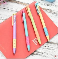 G2G 1 Piece/Set 0.5mm Blue ink  pen creative student prizes office stationery wholesale