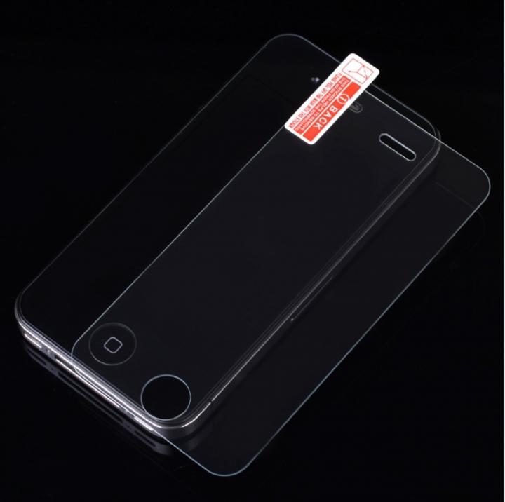 IPhone 4S steel film 0.26mm arc edge hd film transparent 3.5 inches