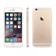 iPhone 6-4.7'',16GB,Inserting card,Unlocked Smart Mobile (90% into New) Gold