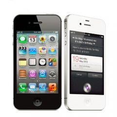 iPhone 4S-3.5'',16GB,Authentic Guaranteed,Unlocked Smart Mobile (90% into new) White