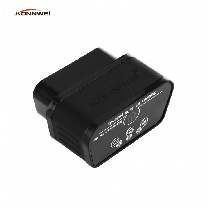 Konnwei KW903 Bluetooth 4.0 Car Diagnostic Scan Tool OBDII Professional Solution for iOS System