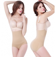 Body control High-elastic Beauty Slimming Burn Fat Spanx high waist tummy control body shaper pants skin m/l