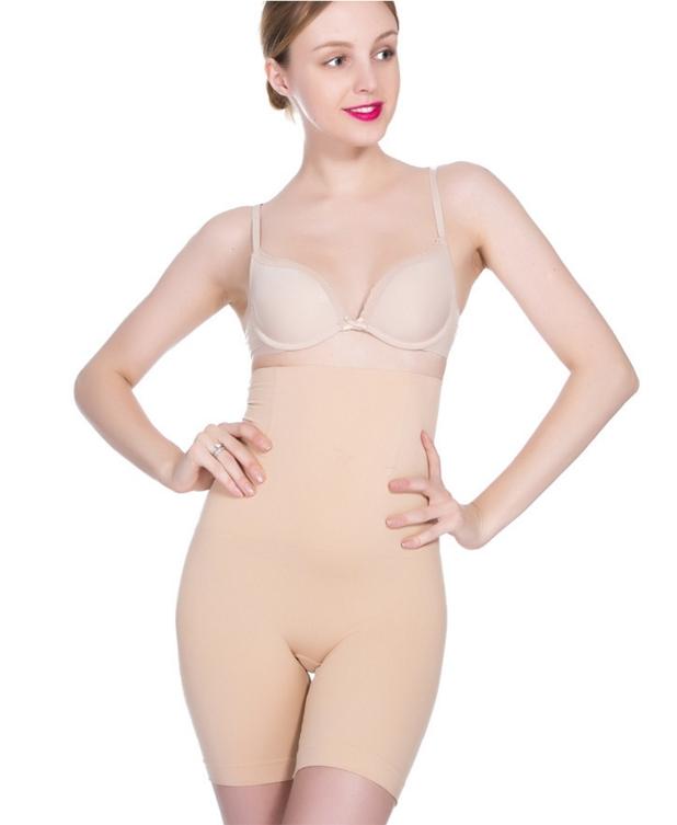 d6329059207 High-elastic Beauty Slimming Burn Fat Spanx high waist tummy control ...