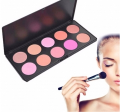 New Arrived 10colors Makeup Blush Women and Grils New Fashion 10 colors